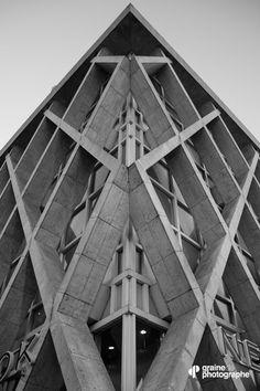 GALERIE DES ÉLÈVES Architecture urbaine 3 décembre Paris par le photographe Térence Pique