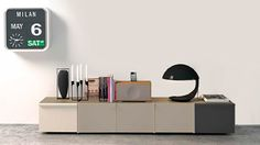 Mya - Meuble TV: Design La Cuitera #NSpire #Megamobiliario #Mya #meubleTV #lounge #livingroom #interiordesign #LaCuitera