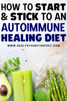 If you're ready to start a healing diet, but are overwhelmed with all it entails... you're in the right place! Here's how to start your autoimmune healing diet the right way to ensure success. #autoimmunediseasediettips #autoimmunediet #autoimmunehealingdiet Celiac Disease Treatment, What Is Celiac Disease, Celiac Disease Diagnosis, Autoimmune Disease Awareness, Hashimoto Thyroid Disease, Thyroid Symptoms, Autoimmune Diet, Chronic Fatigue Treatment, Chronic Fatigue Symptoms