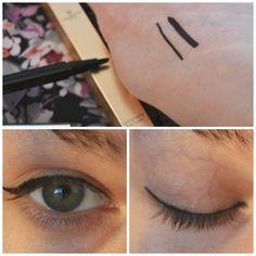 Giordani Gold - Calligraphy Eye Liner - KAMzaKRÁSOU.sk #oriflame #test #decorative_cosmetics #cosmetics #giordani_gold #eye