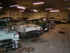 Barn Find Lost Car Museum