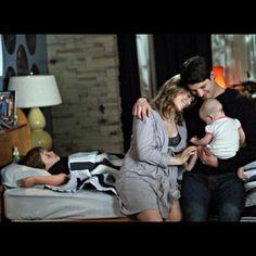 Naley family❤ #oth #naley #family #lydia #jamie #cute #love #scottfamily #best…