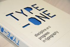 Type One - Typostrate Typography Books, Type One, Communication Design, Studying, Lettering, Writing, Contemporary, Ideas, Drawing Letters