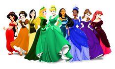 I rock my girly-girl flag! Go Princess Rainbow Power! Recolored by ~almister12 on deviantArt.