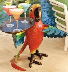 Petey is a playful addition to your next outdoor party.