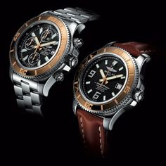 BREITLING Superocean GOLD