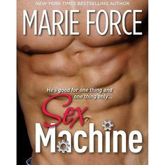"#5StarFriday Sex Machine by #marieforce http://wp.me/p7sZZ0-g1  #PFCRreview #PopFizzClinkReadFAV ""⭐️⭐️⭐️⭐️⭐️ Unique surprises of sexiness-Oozing with tantalizing heat!"" Pop Fizz Clink Read  Sex Machine by Marie Force  BUY NOW: Kindle: bit.ly/SexMachineAmazon  iBooks: bit.ly/SexMachineiBooks Nook: bit.ly/SexMachineNook GooglePlay: bit.ly/SexMachineGooglePlay Kobo: bit.ly/SexMachineKobo Print: bit.ly/SexMachinePrint  #Standalone novel ""This was a huge mistake-- a mistake of epic proportions…"