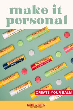 Our Personalized Lip Balms are a simple, useful gift that's perfect for anyone on your holiday gift list. You can change the name or create a custom message that's heartfelt. These come in 7 flavors - Vanilla Bean, Strawberry, Pomegranate, Coconut & Pear, Cucumber Mint, Grapefruit, and Classic Beeswax - and are available in quantities from 4 to 150! These make great stocking stuffers, party favors, or small gifts to show kindness & appreciation to loved ones, neighbors, teachers & more.