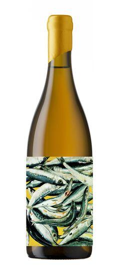 Frederick Stevenson #wine #packaging