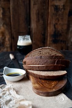 Awesome Vegan Whole Wheat Stout Loaf. So soft and delicious! It's 100% whole wheat and vegan.