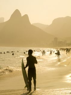 Copacabana Beach, Brasil #RRR Brasil