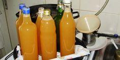Domaći Kuhar - Deserti i Slana jela: Gusti sok od jabuke i mrkve