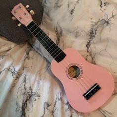 34718446af Pink Martin Smith ukulele   pink carry bag - Depop Martin Smith