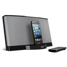The Bose iPhone 5 Sound Dock - Hammacher Schlemmer