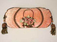 Antique Velvet Pillow