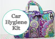 car hygiene kit