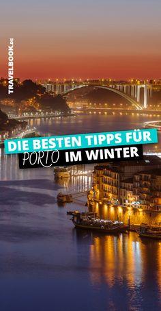 Warum sich ein Kurztrip nach Porto auch im Winter lohnt – TRAVELBOOK Surf Portugal, Hotels, Algarve, Places To Go, Travel, Porto, Perfect Place, Winter Vacations, Maldives