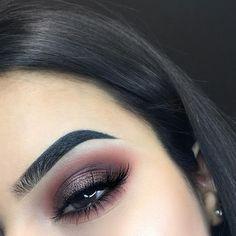 Makeup Forever Lipstick – Makeup Art And Suggestions Prom Makeup, Cute Makeup, Makeup Case, Skin Makeup, Eyeshadow Makeup, Eyeliner Hacks, Makeup Forever Lipstick, Fall Makeup Looks, Beauty Make-up