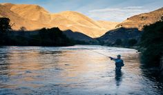 Andy Bowen's first day spey casting!