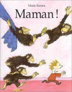 Maman ! de Mario Ramos