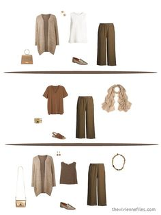 April Travel: Start with Art - The Bounds of the Intellect by Paul Klee - The Vivienne Files Brown Pants Outfit, Reddish Brown Hair, Travel Capsule, The Vivienne, Paul Klee, Dress Codes, Wardrobes, Capsule Wardrobe, My Style
