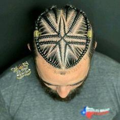 Braids With Fade, Braids For Boys, Braids For Black Hair, Man Braids, Braids Cornrows, Cornrow Hairstyles For Men, Black Men Hairstyles, Braid Styles For Men, Braided Man Bun