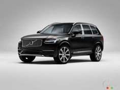 #Volvo XC90 Excellence plug-in hybrid SUV a star in Chicago | Car News | Auto123