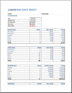 Time And Attendance Sheet Template Download At HttpWww