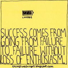 cool success / failure quote... Best Quotes - Words are powerful Check more at http://bestquotes.name/pin/50632/
