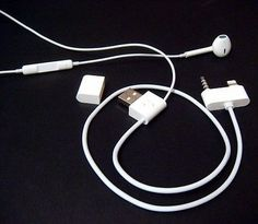 Handsfree Earpiece Earphone USB Charger in Car for Apple New iPhone 5 5s 5c