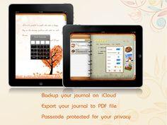 Gratitude Journal for iPad