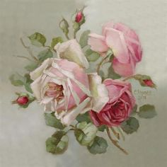 Christie Repasy Designs One of A Kinds Christie Repasy entwirft Unikate Related posts: No related posts. Victorian Flowers, Vintage Flowers, Vintage Floral, Vintage Art, Decoupage Vintage, Decoupage Paper, China Painting, Tole Painting, Flower Images