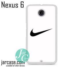 Nike White Ideal Phone case for Nexus 4/5/6