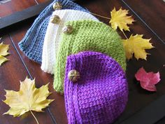Have you always loved the look of knit hats? Then this crochet hat pattern is for you. A simple variation...