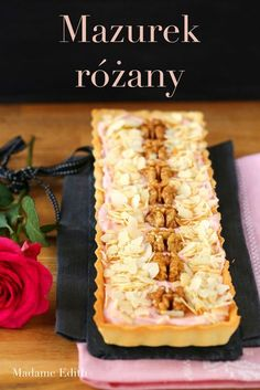 My Favorite Food, Favorite Recipes, Polish Recipes, Polish Food, Easter Recipes, Desert Recipes, Diy Food, Sweet Recipes, Food To Make