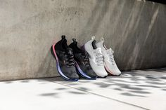Shop the women's Ricochet 2 road-running shoe from Brooks. Lightweight, energized cushioning and a streamlined design keeps you running farther, faster. Road Running, Run Happy, Dna, Running Shoes, Kicks, Sneakers, Style, Fashion, Runing Shoes