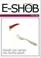 Revista nº8 Turismo negro, La ética en la restauración, Ambiente en ESHOB, cóctel de verano... http://www.eshob.com/vida-universitaria/revista-eshob/ #Turismo #cócteles #restauración #gastronomía #cocina