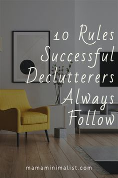 Want to declutter your home but have no idea where to start? Decluttering starts by first understanding that there is a difference between declutterers and *successful* declutters. Successful declutters are dedicated to keeping their homes tidy for the long haul, and many follow 10 vital (but rarely touted) secrets. Inside: 10 tricks to help you successfully tidy your home for good (and keep it that way!).