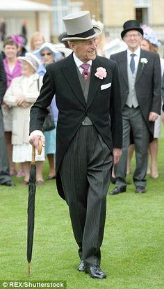 Принц Филипп, 94, заслуживает свое место в стиле журнала GQ в списке лучших одетых мужчин