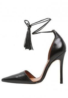 Topshop - GIFTED - Escarpins à talons hauts - black