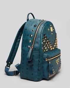 MCM Backpack - Stark Medium   Bloomingdale's