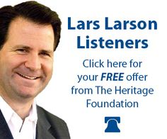Lars Larson....Conservative talk show host..55 KTSA SA,TX