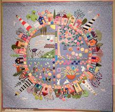 Quilt Inspiration: Best of Utah: The 44th annual Springville Quilt Show (1)