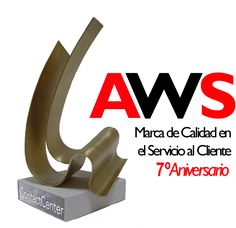 Marca de Calidad en el Servicio al Cliente - 7º Aniversario. PLATINUM CONTACT CENTER AWARDS. emergia