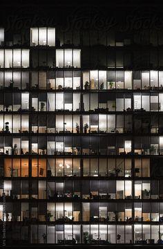 Modern office building  by Ursus | Stocksy United #stocksy #realstock