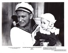 Popeye - Publicity still of Robin Williams & Wesley Ivan Hurt. The image measures 1600 * 1251 pixels and was added on 22 January Falling In Love With Him, I Fall In Love, Popeye Movie, Harper Beckham, Captain My Captain, Mork & Mindy, Sylvester Stallone, Robin Williams, Julia Roberts