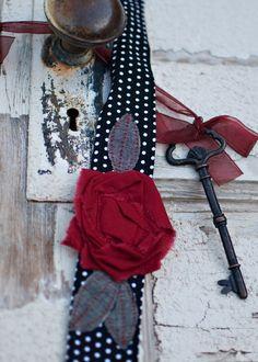 Vintage Rose Wrap