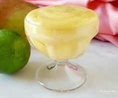 Who likes to wait for pudding to set up? Make this easy, refreshing Mango Lime Instant Pudding, ready right out of the blender. THM, low fat, dairy free!
