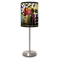 The Beatles Sea of Holes Lamp  by Lamp-In-A-Box