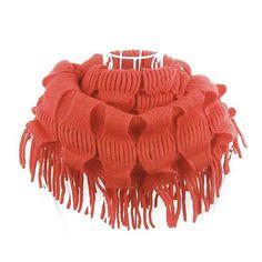 Hot New Fashion Womens Winter Warm Knitted Layered Fringe Tassel Neck Circle Shawl Snood Scarf Cowl